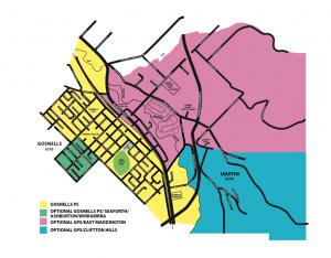 Gosnells-Map